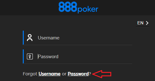 888 Poker Login Problems