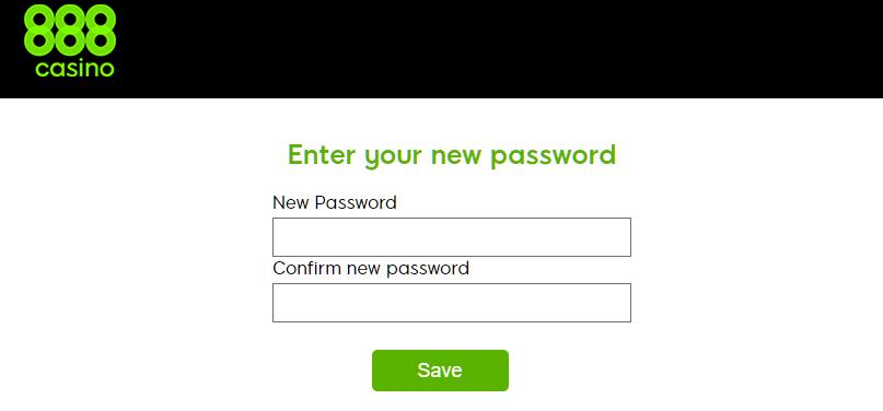 Reset Pin Code